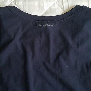 1acdd71b033dcc Eddie Bauer Dresses - Eddie Bauer Women s Departure T-shirt Dress